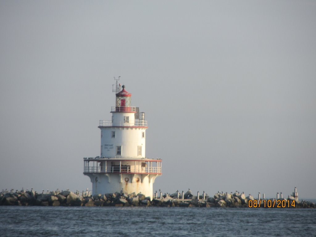 Lighthouse Delaware Bay