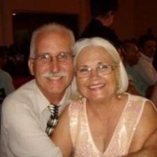 Cross World, Brazil Donna and Eric Shrift