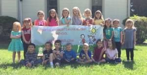 Deerfield Christian Nursery School Class of 2015